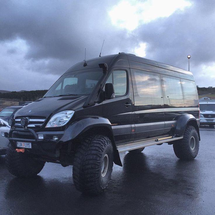 #mulpix Mercedes Benz Sprinter 4x4 #icelandcarculture #carspottingreykjavik #mercedesbenz #sprinter #mercedes #4x4 #mercedesbenzsprinter #mbsprinter #mbsprinter4x4 #4x4sprinter #overland #offroad #lifted #liftedtrucks #soloparking #offgrid #adventuremobile #arcticdrive #van #vanlife #vanlove #vanspotting #carworld #carstagram #carspotting #icelandtravel #iceland #mbenzgram #sprinterlove