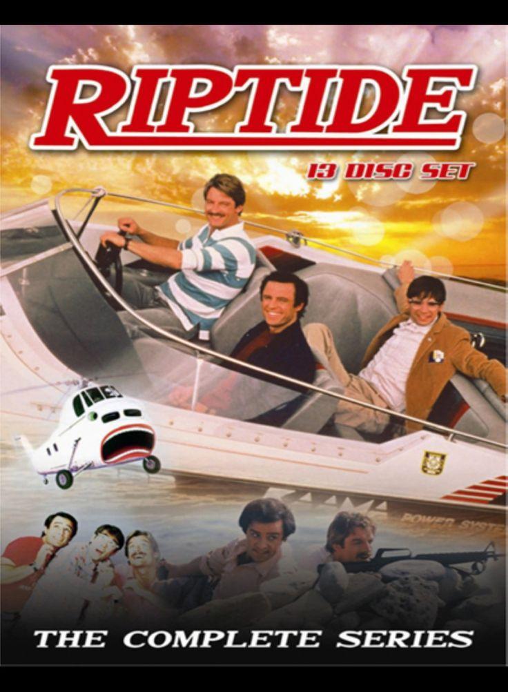 Affiches, posters et images de Riptide (1984 - 1986) - SensCritique