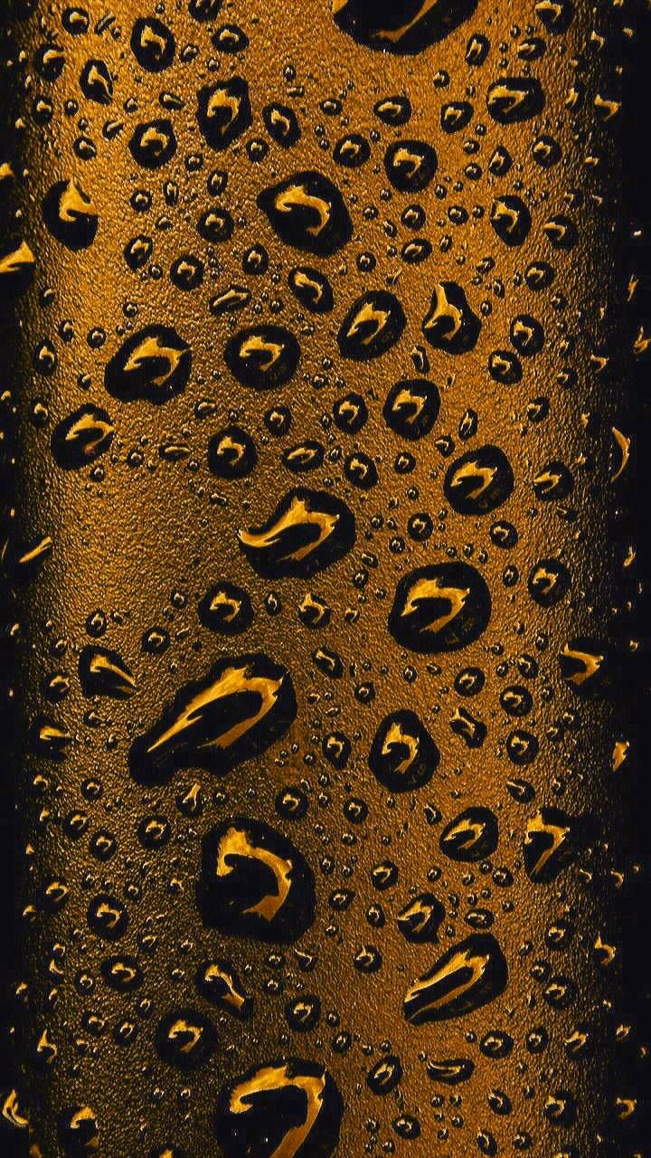 Waterdrops Android wallpaper red, Beautiful wallpaper