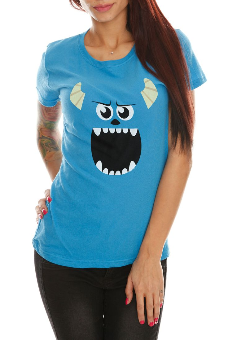 1000+ images about .: MONSTERS, INC. - T-Shirts :. on ...