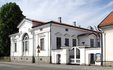 Pietarsaari City Museum. Ostrobothnia province of Western Finland. -  Pohjanmaa.