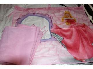 Metal Mid Sleeper with mattress + Disney Princess pack Guildford Picture 5