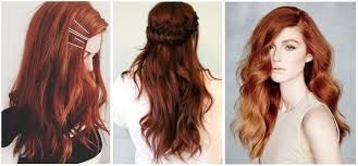 Bilderesultat for red hair