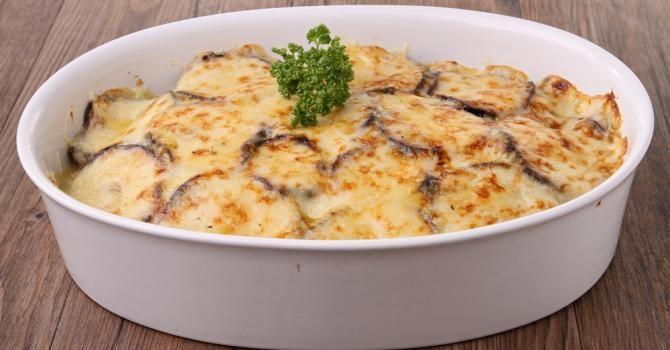 Recette de Gratin d'aubergines au curcuma Croq'Kilos. Facile et rapide à réaliser, goûteuse et diététique. Ingrédients, préparation et recettes associées.