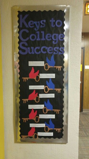 Keys to College Success. It is Harry Potter themed.                                                                                                                                                                                 More