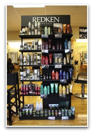 Tangles Hair Spa Kingsville Ontario Exclusive Redken Salon