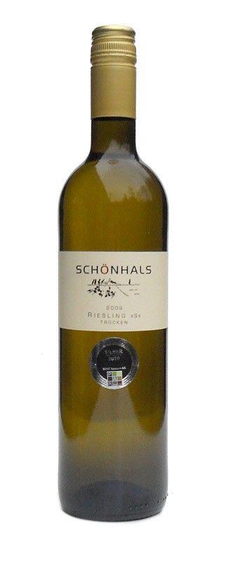 Schönhals, Riesling spätlese Selection, trocken - Bio