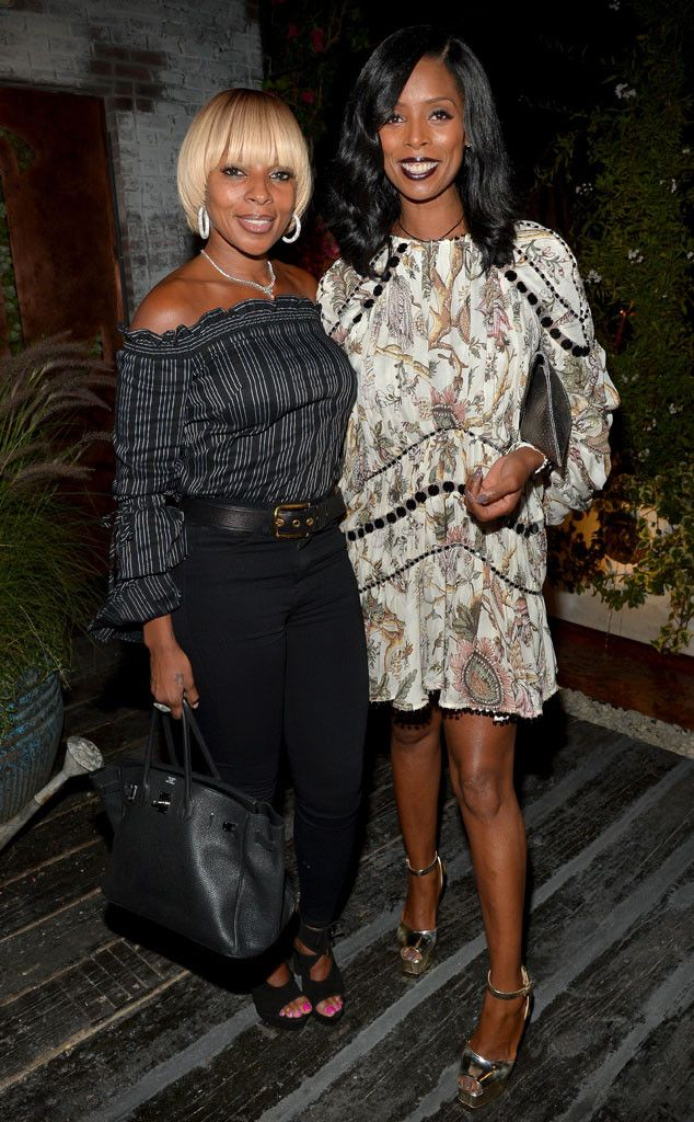 The music superstar and Scandal actress hang at the Audi party at Catch.