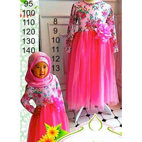 big gamis flower pink sc-15540