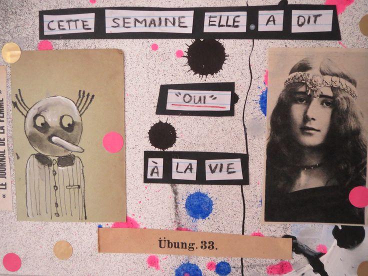 Collage Eva Luijkx, 2014