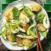 Free potato, cucumber & avocado salad recipe. Try this free, quick and easy potato, cucumber & avocado salad recipe from woolworths.com.au.