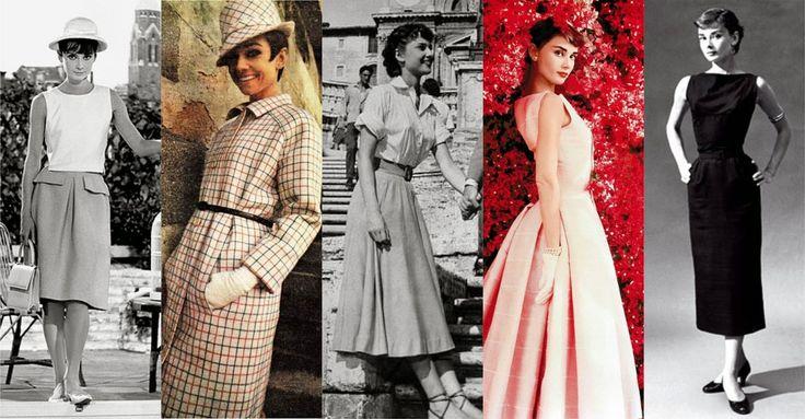 """Un 4 de mayo de 1929 nacía la reconocida actriz, modelo e ícono de la moda Aubrey Hepburn. Su estilo sencillo y elegante la hizo formar parte de la historia de la moda y ser uno de los referentes más importantes. Fue inspiración de reconocidos diseñadores como Givenchy, con quien trabajó durante 40 años, y fue su musa para la creación del perfume L'Interdit de Givenchy. Una de sus frases más conocidas fue """"Elegante is the only beauty that never fades."""""""