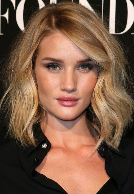 Rosie Huntington Whiteley Sarı Saç Rengi Modelleri
