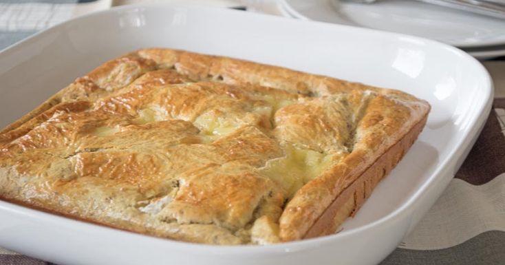 Heb je geen groenten in huis maar wil je toch graag vezelrijk eten? Maak dan eens deze heerlijke lijnzaadkoek!