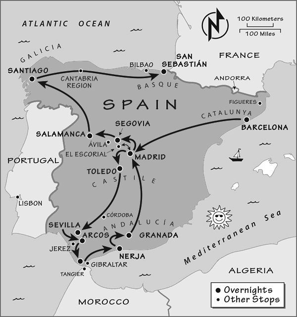 Spain Itinerary: Where to Go in Spain by Rick Steves   ricksteves.com