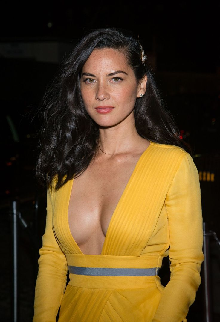 Sexiest and Hottiest Olivia Munn Photos