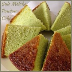 A soft, sweet cake with the perfect aroma combination of pandan, coconut and palm sugar. Yield: one 14cm round cake Ingredients 50g water*...
