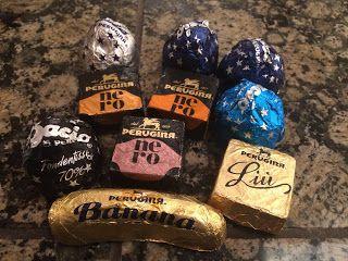 The Music of Life: Taste Testing Italian Chocolates