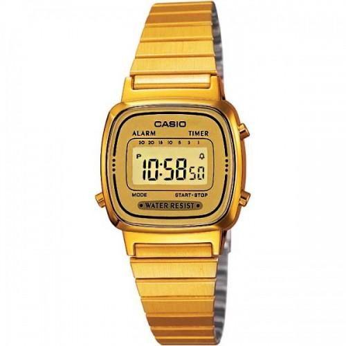 Casio RETRO LA670WGA-9DVEF