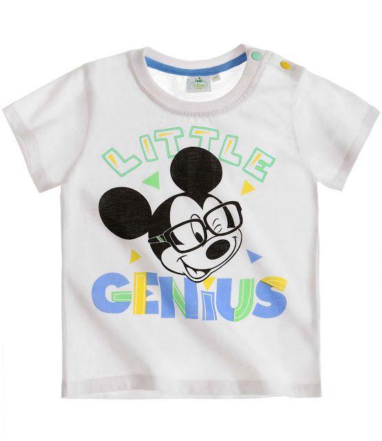 """Un tricou deosebit pentru bebelusi """"sclipitori""""!material imprimat in partea din fata;prevazut cu capse colorate la baza gatului pentru o imbracare facila;material de calitate, moale si confortabil dinbumbac 1000%;articol produs culicenta Disney."""