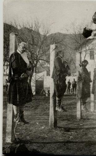 Prvi svetski rat: Ubijanje Srba / Foto: Facebook / Bane ...