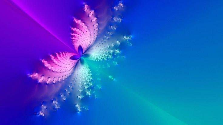 Beautiful Blue Background #6942034