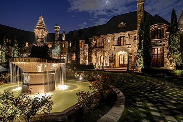 Yahoo Homes of the Week: Mega-mansions | Spaces - Yahoo Homes   Flower Mound, TX 1808 Point De Vue Dr, Flower Mound, TX For sale: $9.995 million