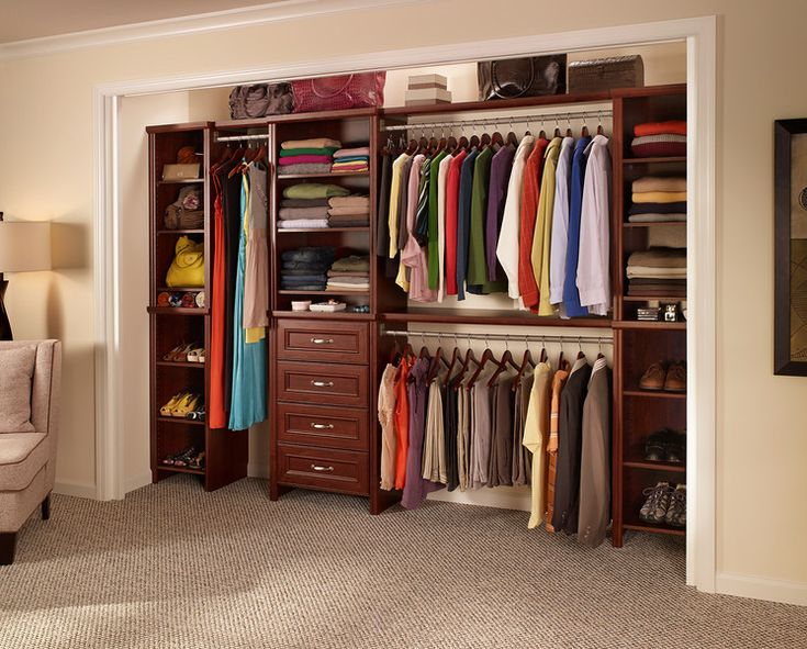 delightful great closets #3: Check out these great closet organizing tips, including several from NAPO  organizers and Corporate Associate