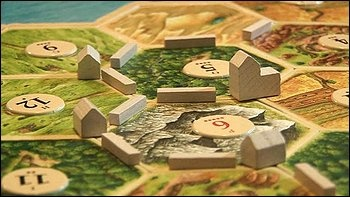 Settlers of Catan is the board game of our time