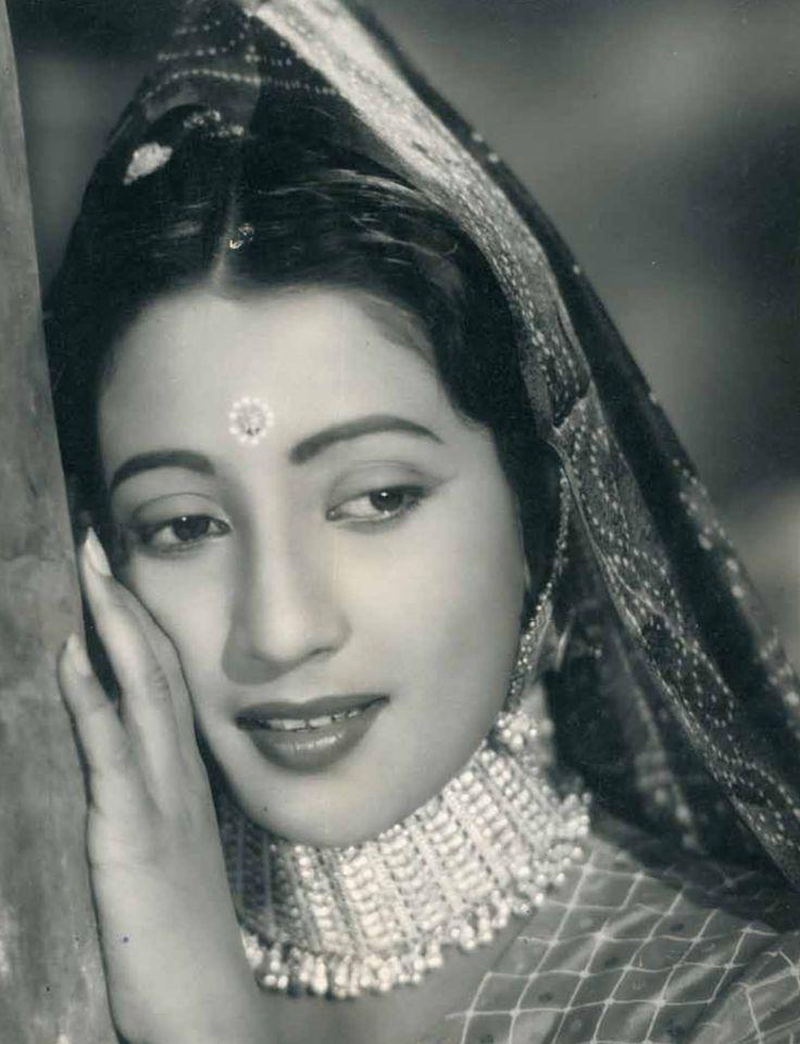Suchitra Sen in Champakali (1957) via the Osianama Series.