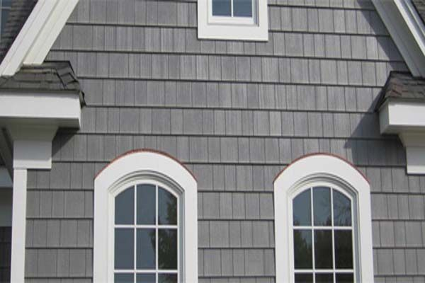 Fiber Cement Siding Cost Rear View