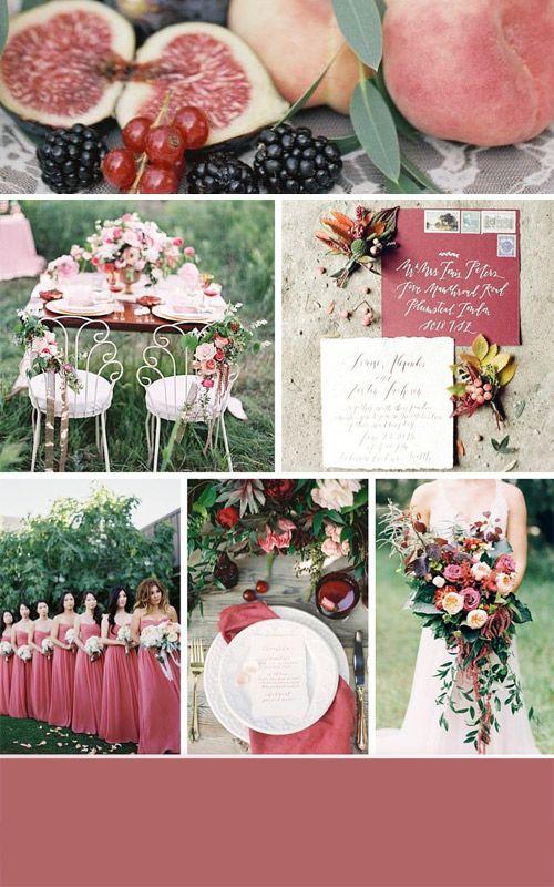 As cores do outono/inverno da Pantone na decoração - Portal iCasei Casamentos
