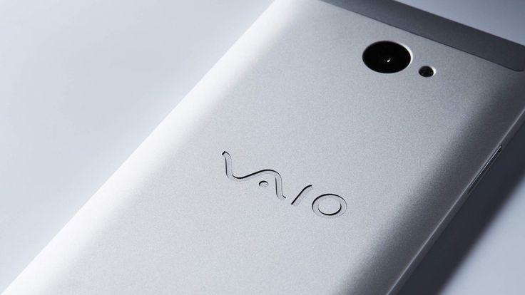 This is VAIO's Windows phone