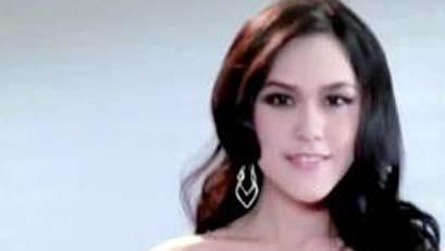 Miss Maluku Jaga Kecantikan dengan Vegetarian