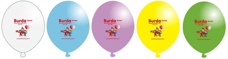 Baskılı Balon | Logo Baskılı balon | Baskılı Balon Fiyatları