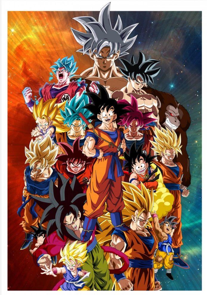 Mash Up Dragon Ball Super Artwork Dragon Ball Artwork Dragon Ball Wallpaper Iphone