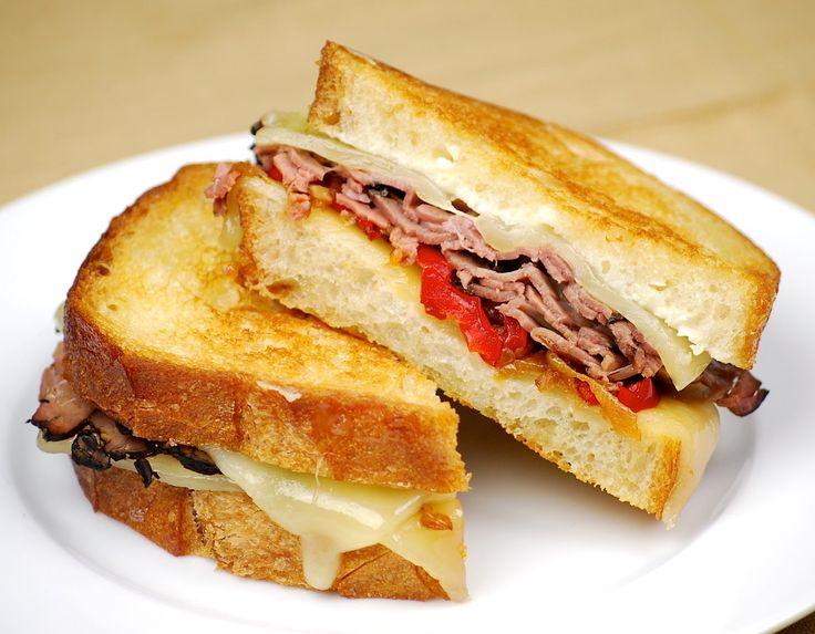 steak grilled cheese sandwich recipe sandwiches prove sandwiches ...