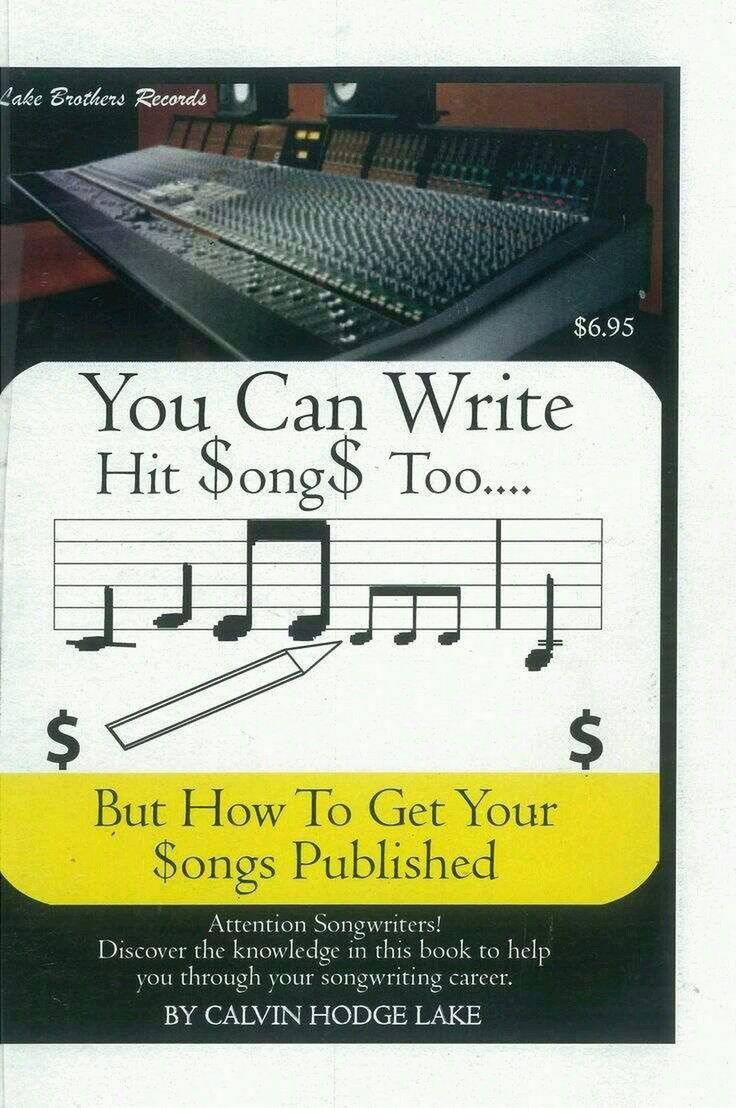 Calvin Hodge Lake, Publishing Administrator For Love Groove Music Publishing Company BMI USA Since 1983...Songwriter / Publisher / Entrepreneur...