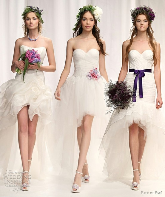 want something like this for a reception dress! or next day dress to continue the celebration! <3