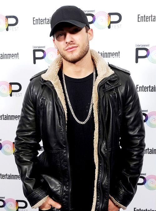 Cody Christian leather jacket