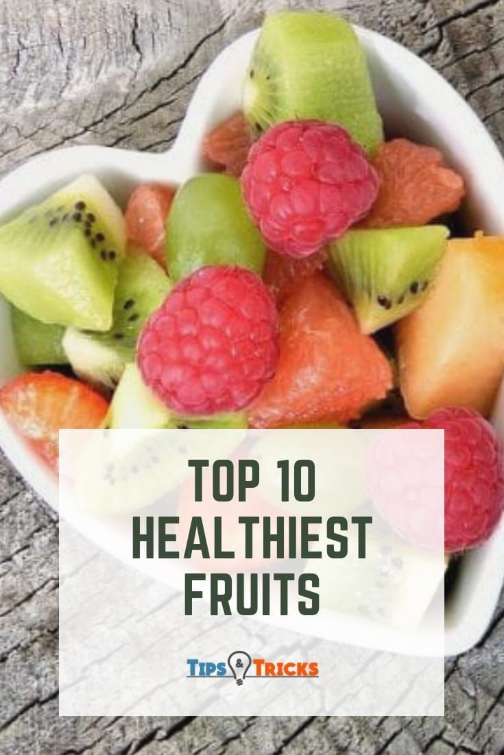 This Is The Top 10 Of Healthiest Fruits To Eat Is Your Favourite Fruit On The List Best Fruits For Diabetics Best Fruits To Eat Fruit Recipes Healthy