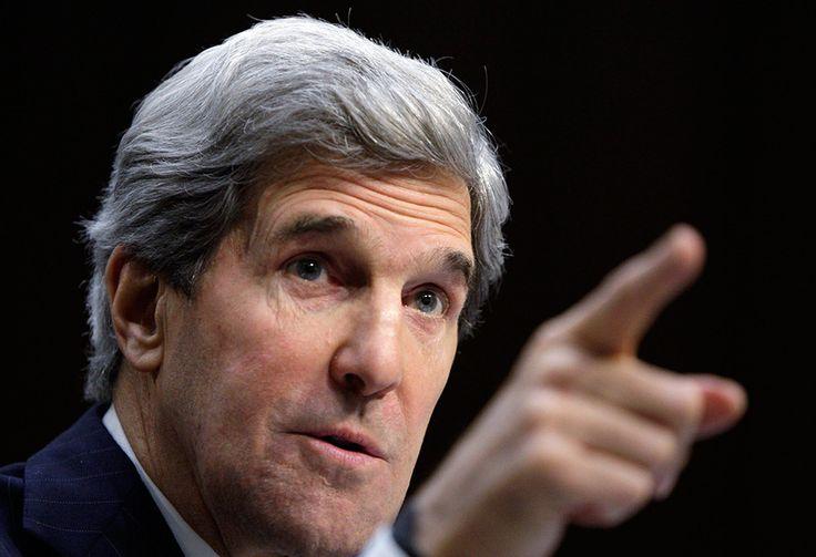 Джон Керри Россия ответит в суде за преступления в Сирии! - Диалог.UA - Всегда два мнения