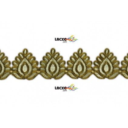 Embroidery Cutwork - 004806 Rs1,080.00 / 9 Meter Roll
