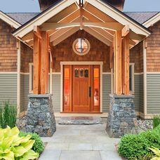 Best Front Porch Ideas Images On Pinterest Front Doors Porch