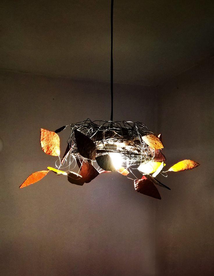 Mejores 11 imágenes de Lámparas en Pinterest | Cable, Crear y Originales