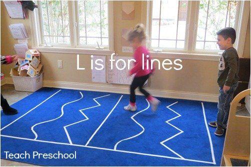 11 best letter l preschool unit images on pinterest for Preschool gross motor games