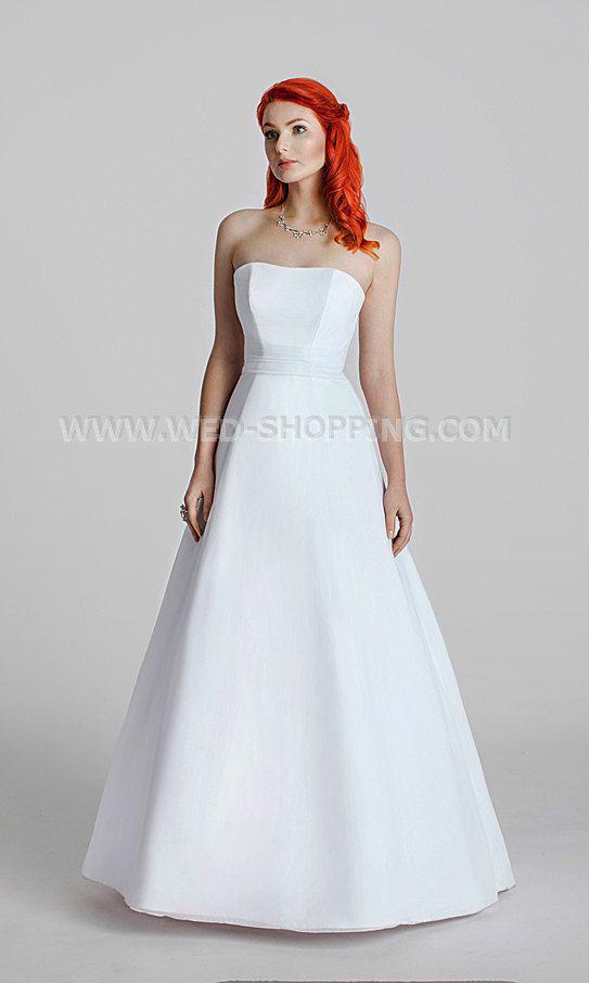 Best Plain Wedding Dress Ideas Only On Pinterest Bateau