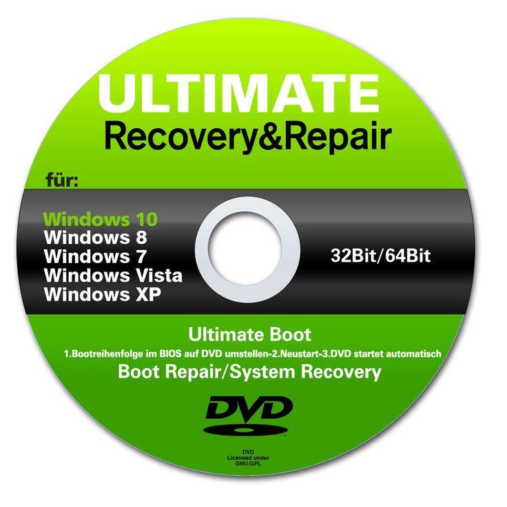 Vista Recovery Cd
