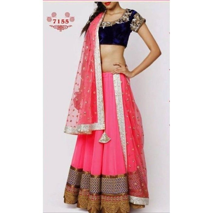 Impressive couture Lehenga Choli