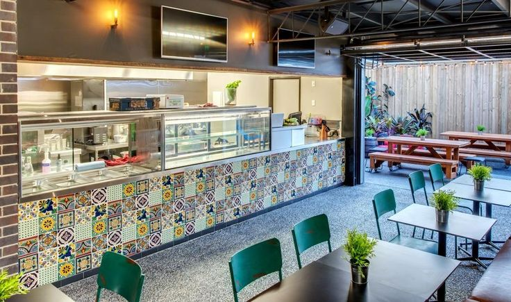 Brisbane Brewing Co, Brisbane by Jumble + Stack. Deli and beer garden